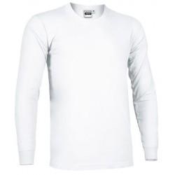 Camiseta Manga Larga Adulto Blanca ARROW