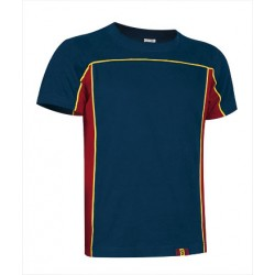 camiseta España Algodon manga corta typed FURIA