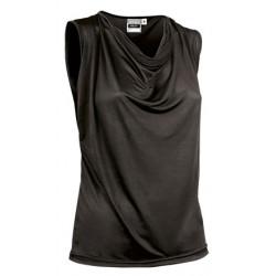 camiseta Mujer sin Mangas PIN-UP