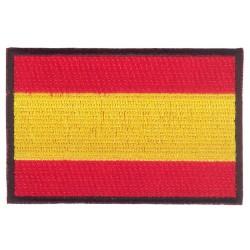 Parche bandera España 70 x 45 mm