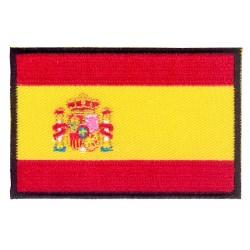 Parche España con escudo Constitucional 70 x 45 mm