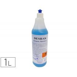 impiador bactericida desbakazul sin aclarado botella 1...