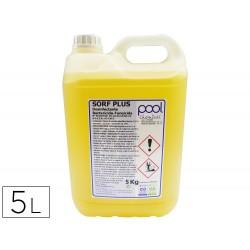 Limpiador higienizante desodorizante desinfectante sorf...