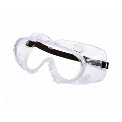 Gafas de proteccion panoramicas montura flexible color...