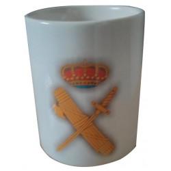 Taza Guardia Civil Blanco