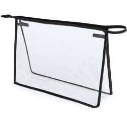 Neceser PVC transparente