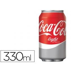 REFRESCO COCA-COLA LIGHT LATA 330ML