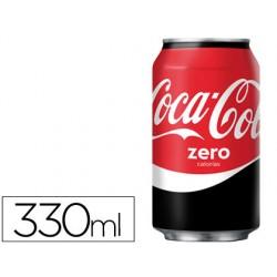 REFRESCO COCA-COLA ZERO LATA 330ML