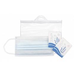 Set Higienico (mascarilla, toallitas y neceser)