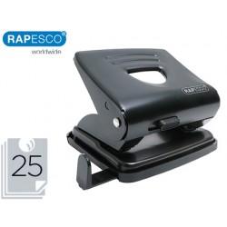 TALADRADOR RAPESCO 825 METAL NEGRO 2 TALADROS CAPACIDAD...