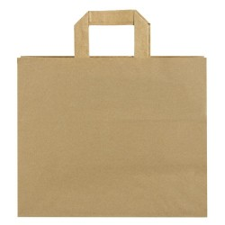 BOLSA PAPEL FAST FOOD XL
