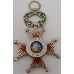 Medalla A la Lealtad ACRISOLADA
