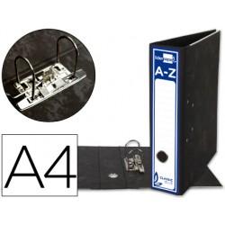 Archivador de palanca liderpapel a4 classic blue carton...