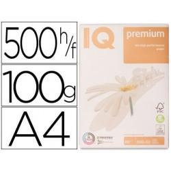 Papel fotocopiadora iq premium din a4 100 gramos paquete...