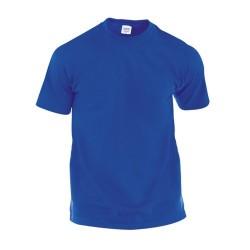Camiseta Algodon Adulto Color Hecom