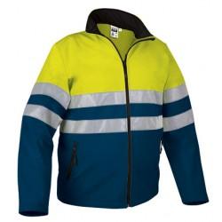 chaqueta softshell STORM