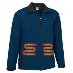 chaqueta softshell calefactable MOOSE
