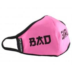 Cubremascarillas Bad Girl