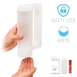 DISPENSADOR HIDROGEL DE PARED MICHEL