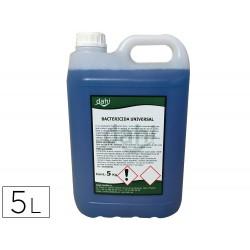 Limpiador bactericida desbakazul sin aclarado garrafa 5...