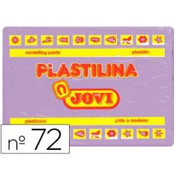 Plastilina jovi 72 lila -unidad -tamaño grande.
