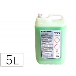 Limpiador jabon para manos bactericida garrafa 5 litros