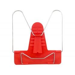Atril liderpapel base plastico angulo ajustable soporte...