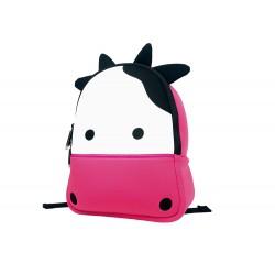 Cartera escolar liderpapel mochila infantil vaca...