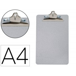 Portanotas q-connect metalico din a4