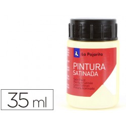 Pintura latex la pajarita marfil 35 ml