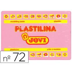 Plastilina jovi 72 rosa -unidad -tamaño grande