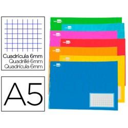 Libreta liderpapel smart a5 apaisado 32 hojas 60g/m2...
