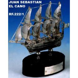 Barco Juan Sebastián El Cano Alpaca
