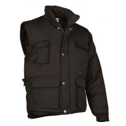 chaqueta de abrigo y chaleco MIRACLE