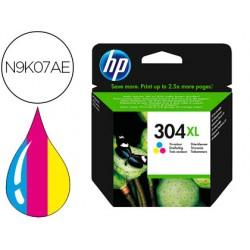INK-JET HP N.304 XL DESKJET 3000 / 3720 / 3730 TRICOLOR...