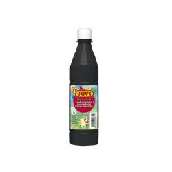 Tempera liquida jovi escolar 500 ml negro