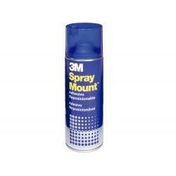 Pegamento scotch spray mount 200 ml adhesivo...