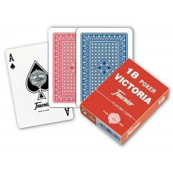 Baraja fournier poker ingles y bridge -18-55