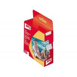 Tacks autoadhesivos 2 caras caja de 250 unidades