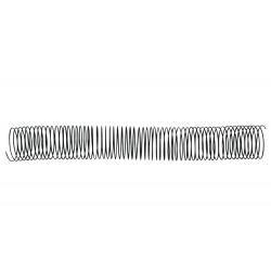 Espiral metalico q-connect 64 5:1 26mm 1,2mm caja de 50...