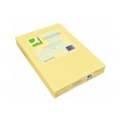 Papel color q-connect din a3 80gr champagne paquete de...