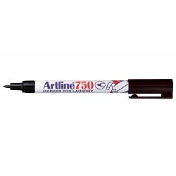 Rotulador artline marcador permanente ek-750 negro punta...