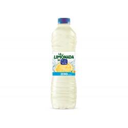Agua mineral natural font vella lim0nada zero con zumo de...