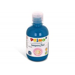Tempera liquida primo escolar 300 ml azul marino...
