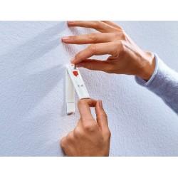 Clavo autoadhesivo tesa sujecion hasta 2 kg uso paredes...