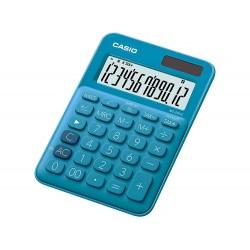 Calculadora casio ms-20uc-bu sobremesa 12 digitos tax +/-...