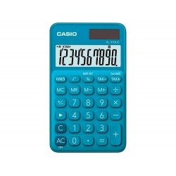 Calculadora casio sl-310uc-bu bolsillo 10 digitos tax +/-...