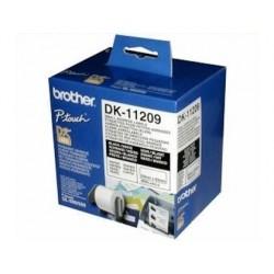 Etiqueta adhesiva brother dk11209 -tamaño 62x29 mm para...