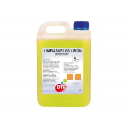 Limpiasuelos limon 5kgs.