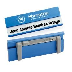 Identificador Aluminio